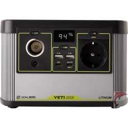 Tragbares Power Station Yeti 200X GoalZero