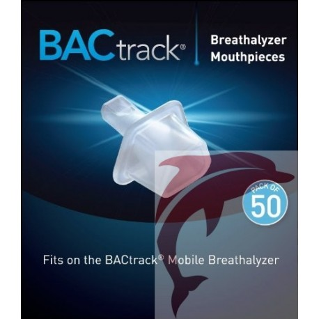 Embouts Ethylotest BACtrack Mobile