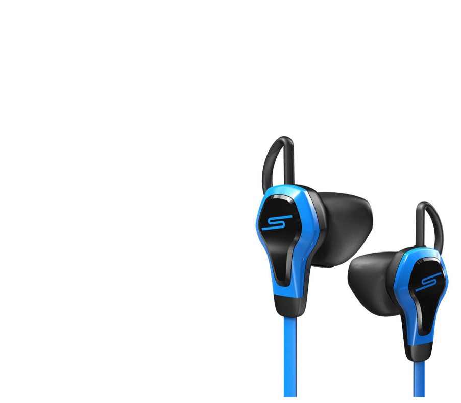 Biosport Earbuds by SMS Audio